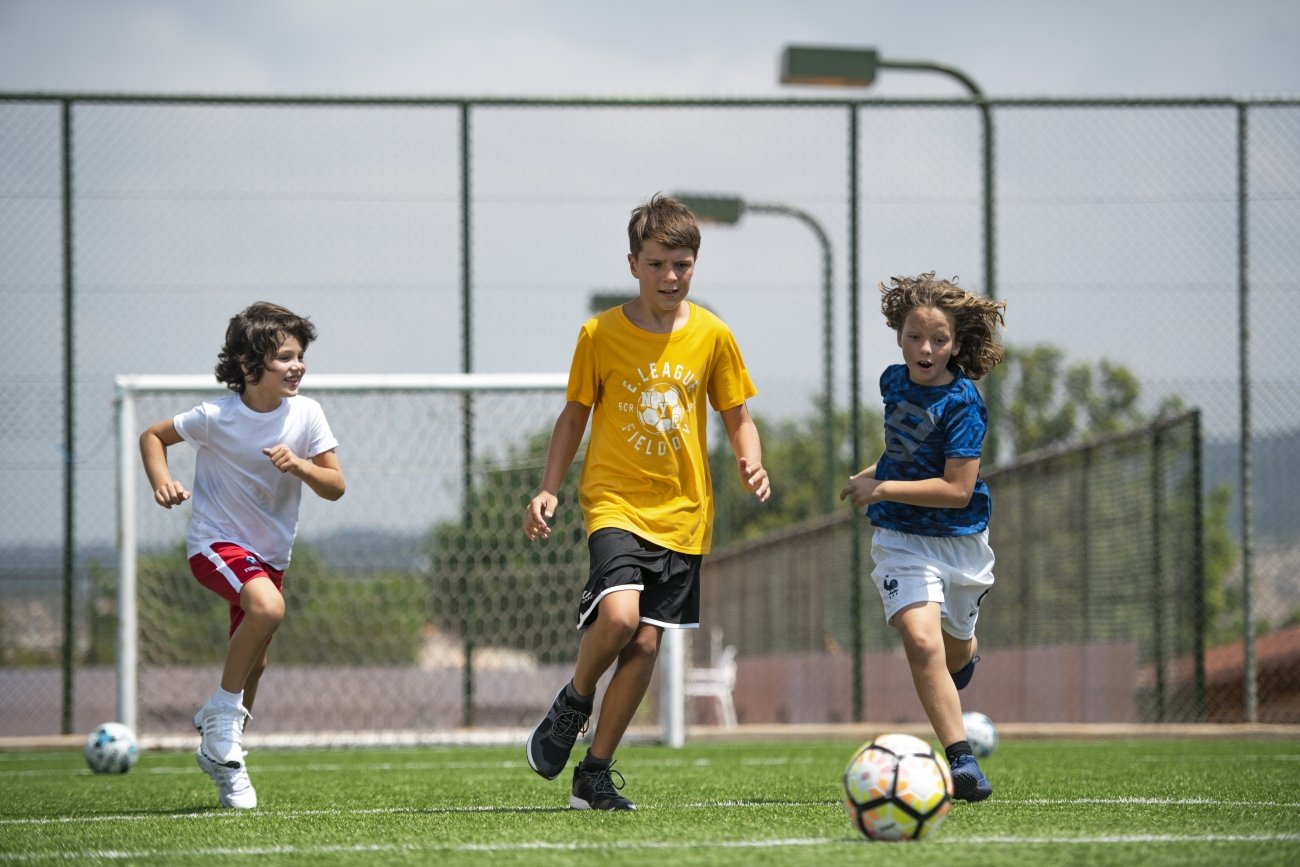 Soccer School at Aphrodite Hills
